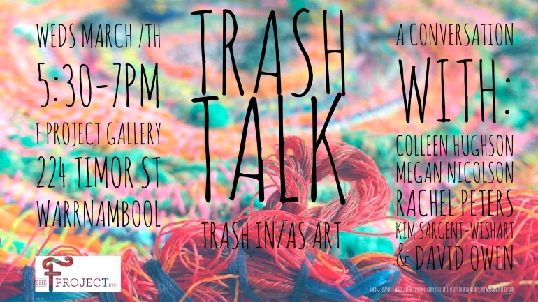 Trash Talk Flyer